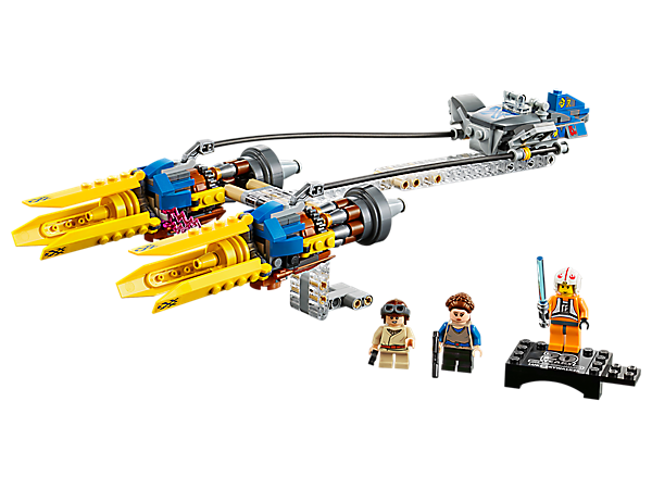 Lego Anakins Podracer 20th Anniversary Edition 75258