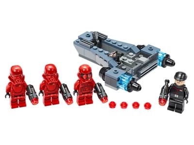 LEGO Coffret de bataille Sith Troopers™ (75266)