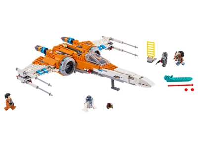 LEGO Poe Damerons X-wing Fighter™ (75273)