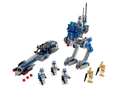 LEGO Clone Troopers™ der 501. Legion (75280)