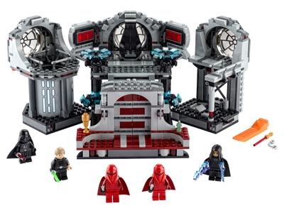 LEGO Duel final sur l'Étoile de la Mort (75291)