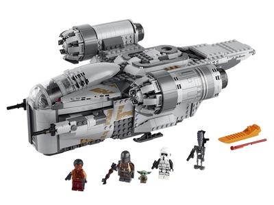 LEGO The Mandalorian™ Bounty Hunter Transport (75292)