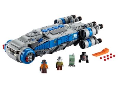 LEGO Transport I-TS de la Résistance (75293)