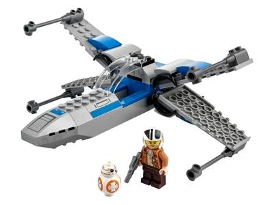 LEGO X-Wing™ de la Résistance (75297)