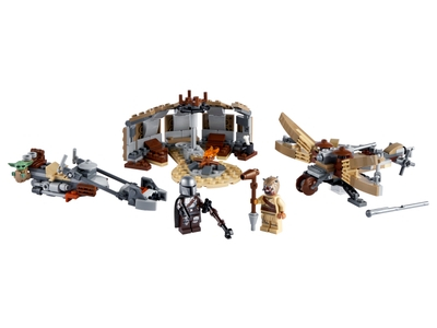 LEGO Problemen op Tatooine (75299)