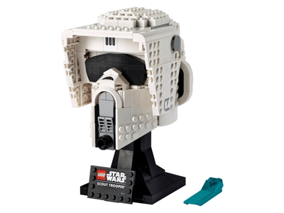 LEGO Le casque du Scout Trooper™ (75305)