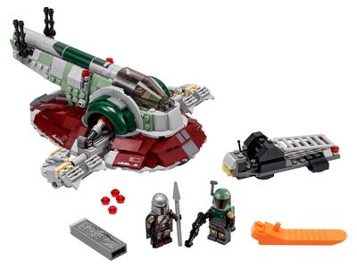 LEGO Le vaisseau de Boba Fett (75312)