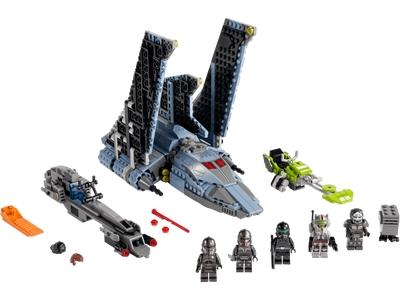 LEGO The Bad Batch™ aanvalsshuttle (75314)