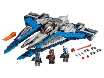 LEGO Le chasseur mandalorien (75316)