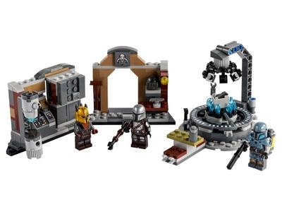 LEGO La forge mandalorienne de l'Armurière (75319)