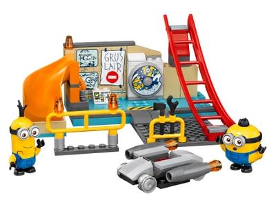 LEGO Minions in Gru's Lab (75546)