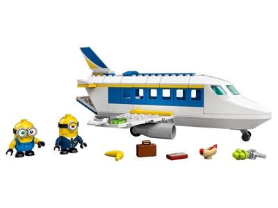 LEGO Training van Minion-piloot (75547)