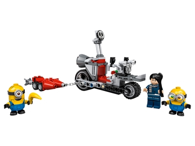 LEGO Unstoppable Bike Chase (75549)