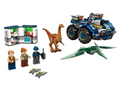 LEGO Ausbruch von Gallimimus und Pteranodon (75940)