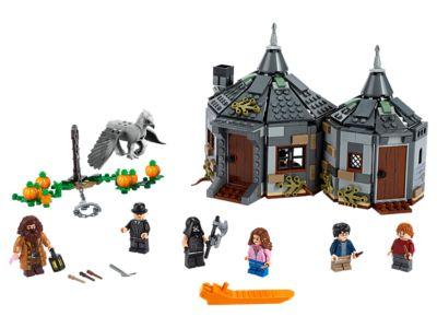 LEGO La cabane de Hagrid : le sauvetage de Buck (75947)