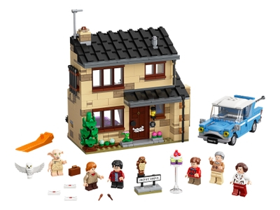 LEGO Ligusterweg 4 (75968)