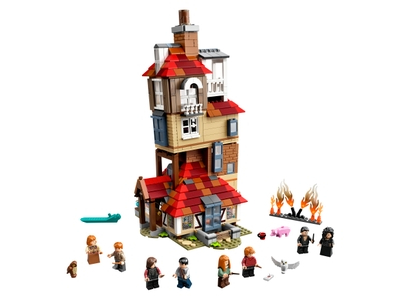 LEGO Attack on the Burrow (75980)