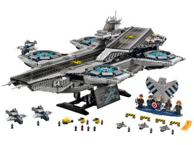LEGO The SHIELD Helicarrier (76042)