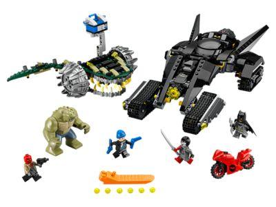 LEGO Batman™: Killer Croc™ rioolravage (76055)