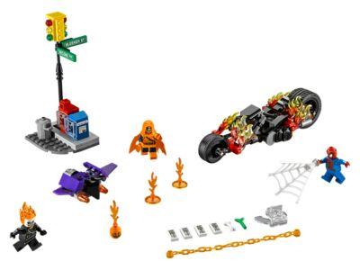 LEGO Spider-Man: Ghost Rider Team-up (76058)