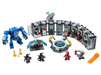 LEGO Iron Man Labervaring (76125)