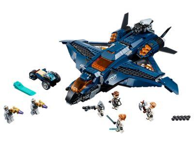 LEGO Le Quinjet des Avengers (76126)