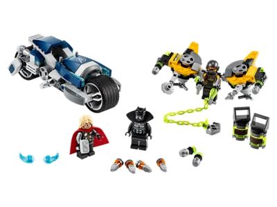 LEGO Avengers Speeder Bike Attack (76142)