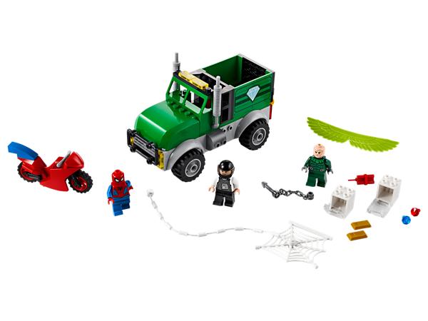 LEGO Vulture's Trucker Robbery (76147). Now € 17.99 at Amazon.de ...