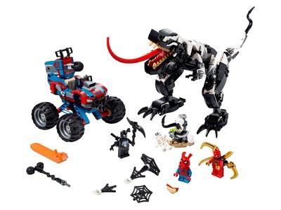 LEGO L'embuscade du Venomsaurus (76151)