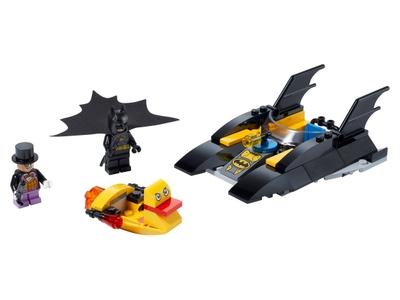 LEGO Verfolgung des Pinguins – mit dem Batboat (76158)