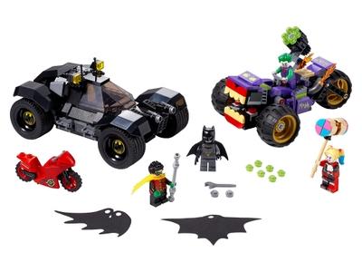 LEGO Joker's Trike Chase (76159)