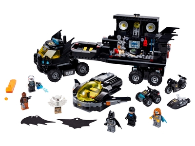 LEGO Mobiele Batbasis (76160)