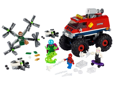 LEGO Spider-Man's Monster Truck vs. Mysterio (76174)