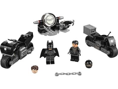 LEGO Batman™ & Selina Kyle™ Motorcycle Pursuit (76179)