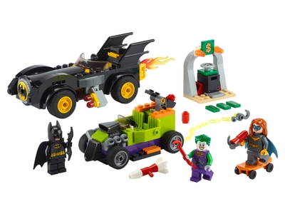 LEGO Batman™ vs. The Joker™: Batmobile™ Chase (76180)