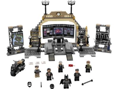 LEGO Batcave™: The Riddler™ Face-off (76183)