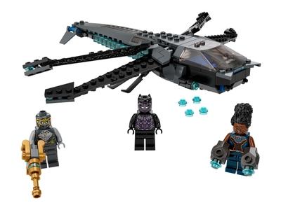 LEGO Black Panther Dragon Flyer (76186)