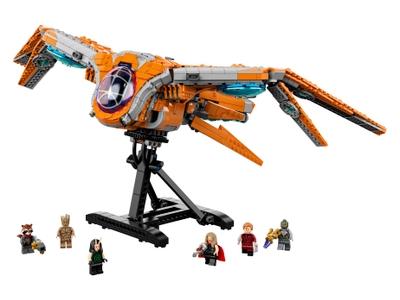 LEGO The Guardians' Ship (76193)