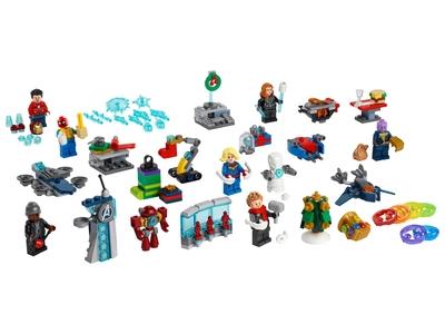 LEGO® Marvel The Avengers Advent Calendar (76196)