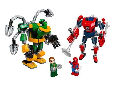 LEGO Spider-Man & Doctor Octopus Mech Battle (76198)