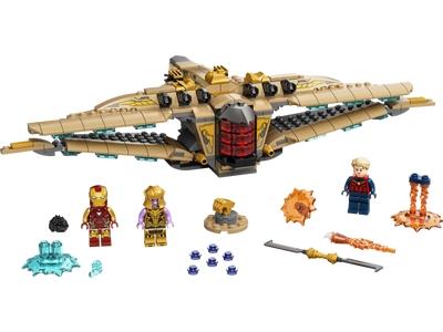 LEGO Sanctuary II: Endgame Battle (76237)