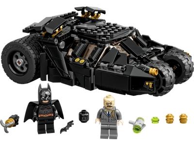 LEGO® DC Batman™ Batmobile™ Tumbler: Scarecrow™ Showdown (76239)