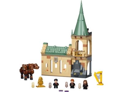 LEGO Hogwarts™: Fluffy Encounter (76387)
