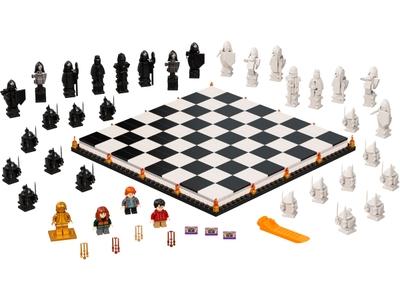 LEGO Hogwarts™ Wizard's Chess (76392)