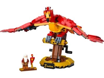 LEGO Fawkes, Dumbledore's Phoenix (76394)