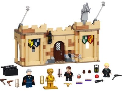 LEGO Hogwarts™: First Flying Lesson (76395)