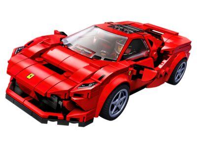 LEGO Ferrari F8 Tributo (76895)