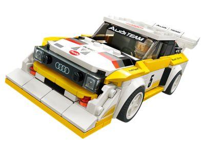 LEGO 1985 Audi Sport quattro S1 (76897)