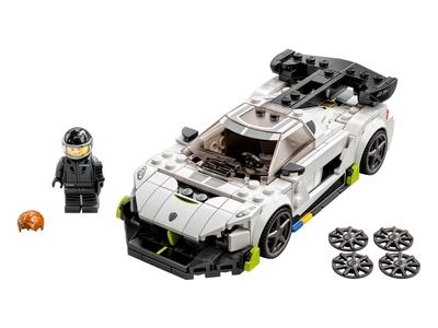 LEGO Koenigsegg Jesko (76900)