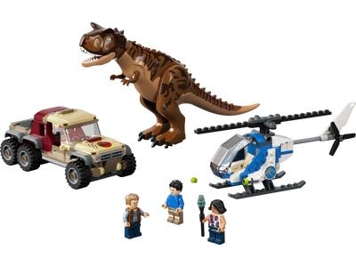 LEGO Carnotaurus Dinosaur Chase (76941)